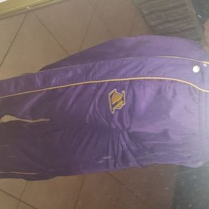 Pants - Laker warm up Sweats